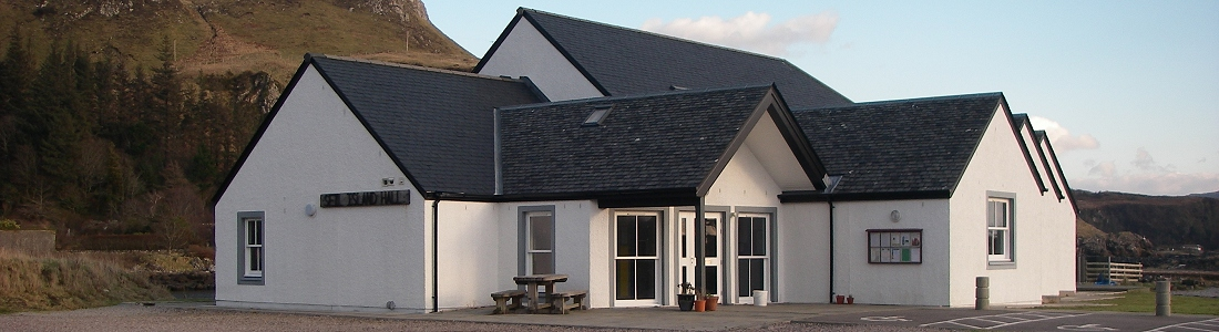 Seil Island Community Hall